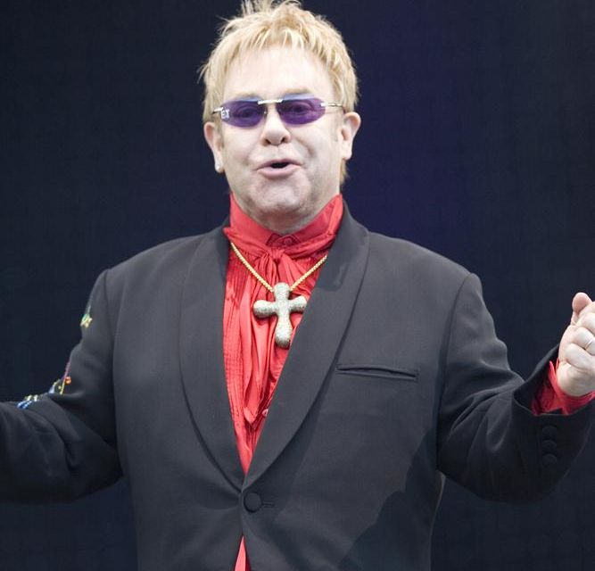 Elton John's Addiction and Rehab Journey – About Asking for Help